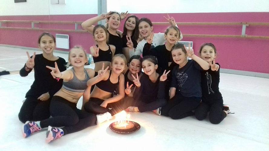 Anniversaire Modern'Dance Puyricard Aix-en-Provence