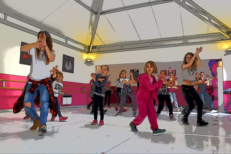 Planning Danse Hip-Hop Enfants