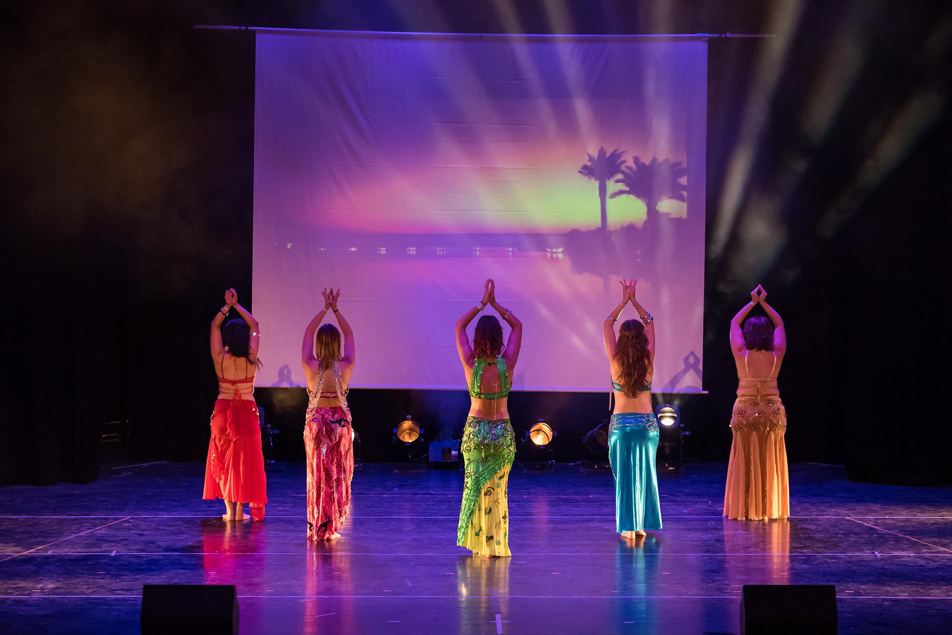 Photo de la troupe de danse de Belly Oriental