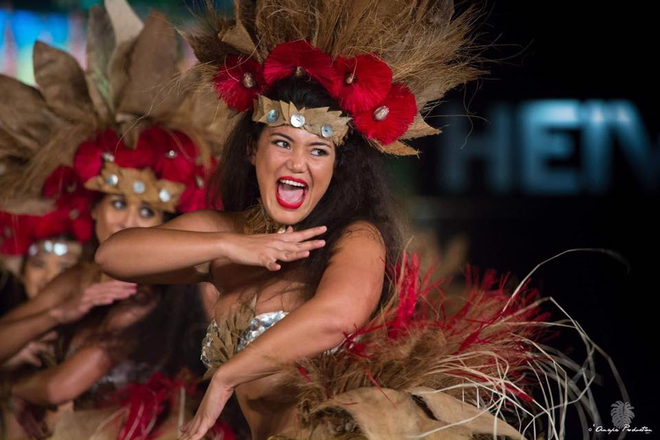 Photo de Mareva, Professeur de danse tahitienne.