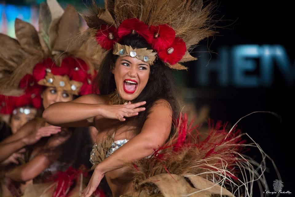 Photo de Mareva, Professeur de danse tahitienne.