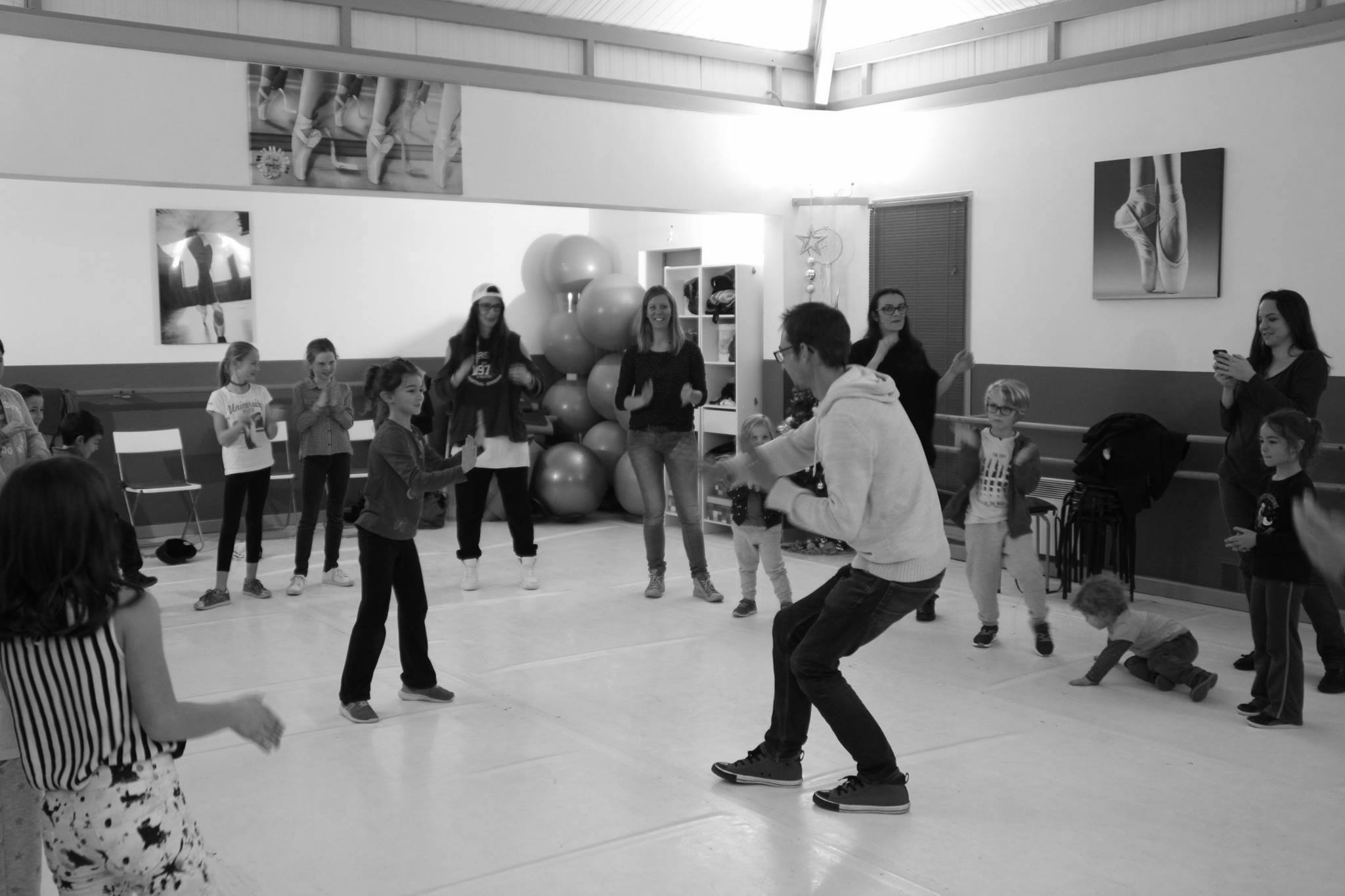 stage Hip-Hop parents enfants aix