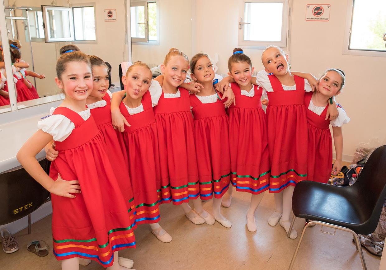 Témoignages école de danse Puyricard