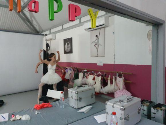costumes danse shooting